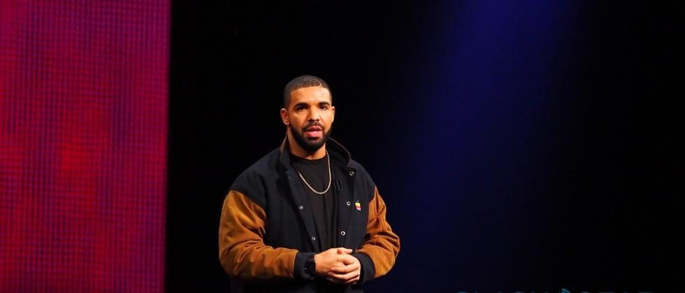 Drake appears at WWDC to push Apple Music Connect