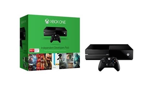 Microsoft launches Xbox One Independent Developers bundle in Australia