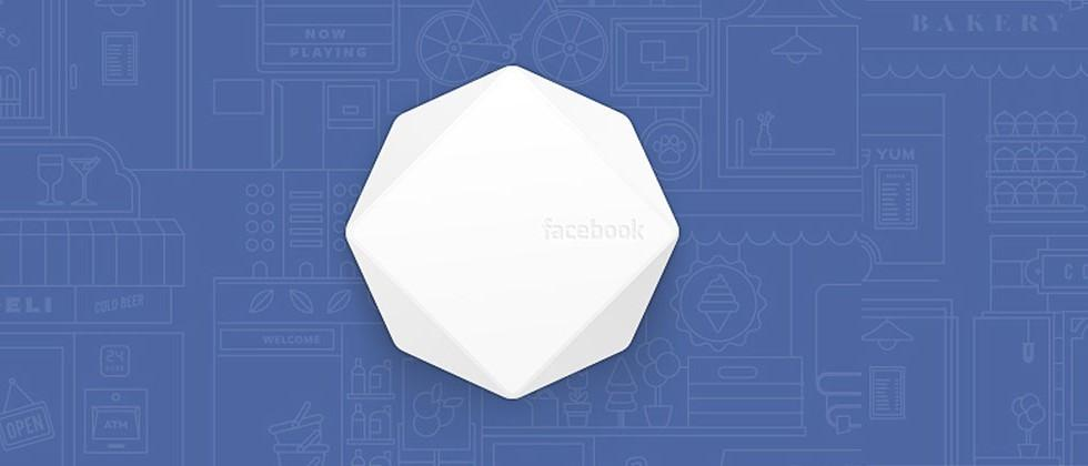 Facebook Bluetooth beacons released free for small businesses