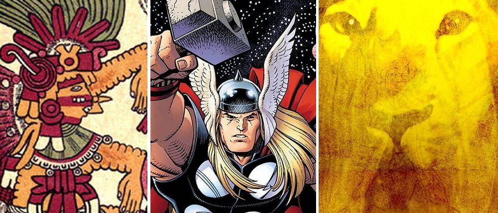 ESA decides between Thor, Ariel, and Xipe for next medium mission
