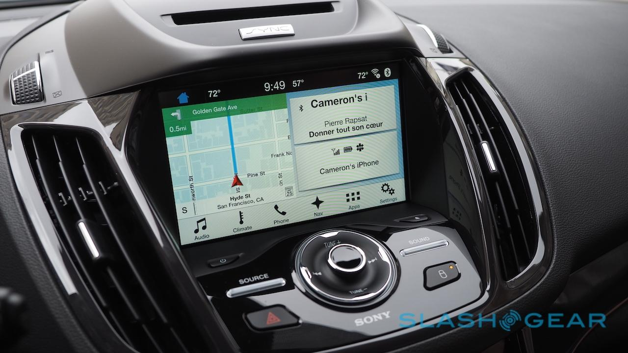 Living with Ford SYNC 3 - SlashGear