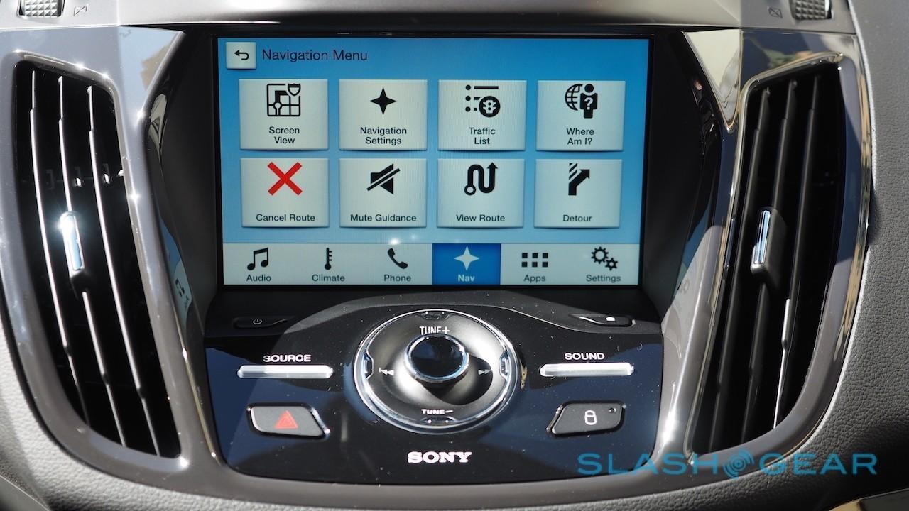 Living With Ford Sync 3 Slashgear