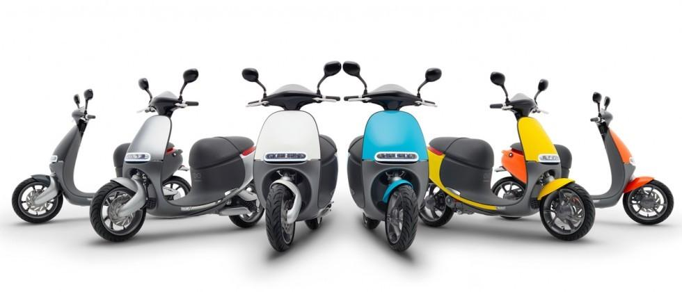 Gogoro prices up its Smartscooter for July riders