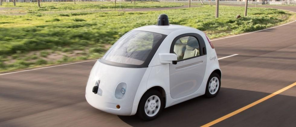 Google's self-driving cars are getting a monthly report card