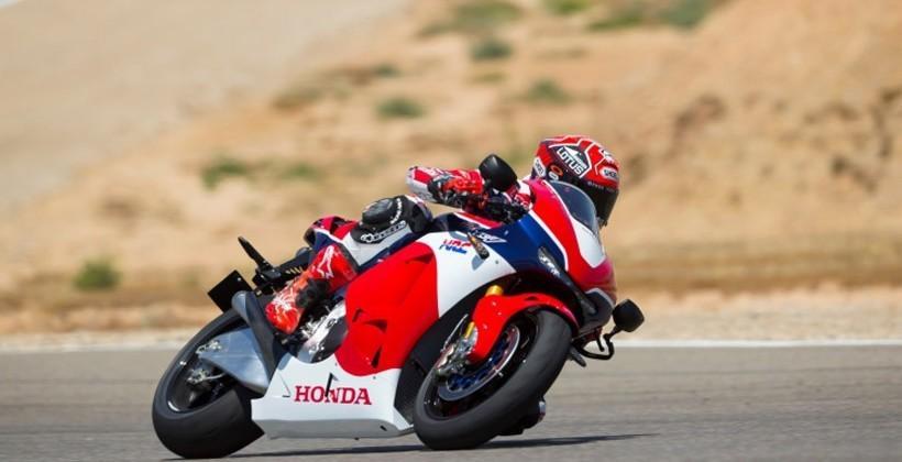Honda RC213V-S street-legal MotoGP racer unveiled