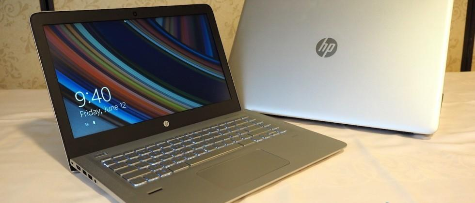 HP ENVY revamped: sleeker notebooks with B&O sound