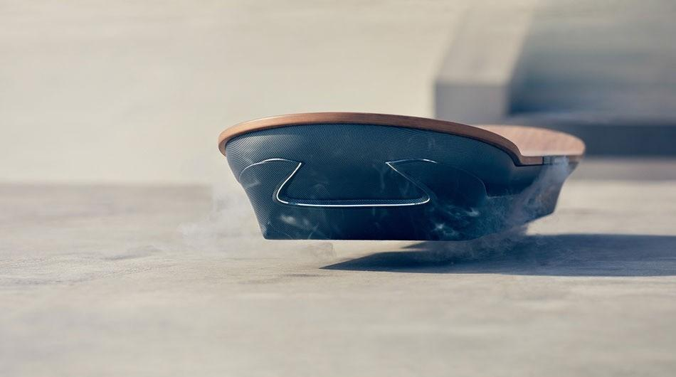 Lexus teases 'real' hoverboard powered by magnets, liquid nitrogen