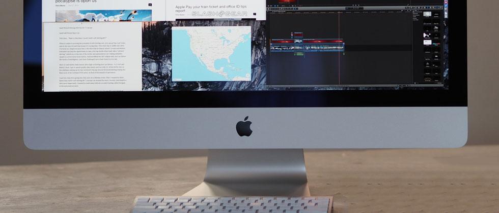 4K 21.5-inch iMac revealed in El Capitan Beta build