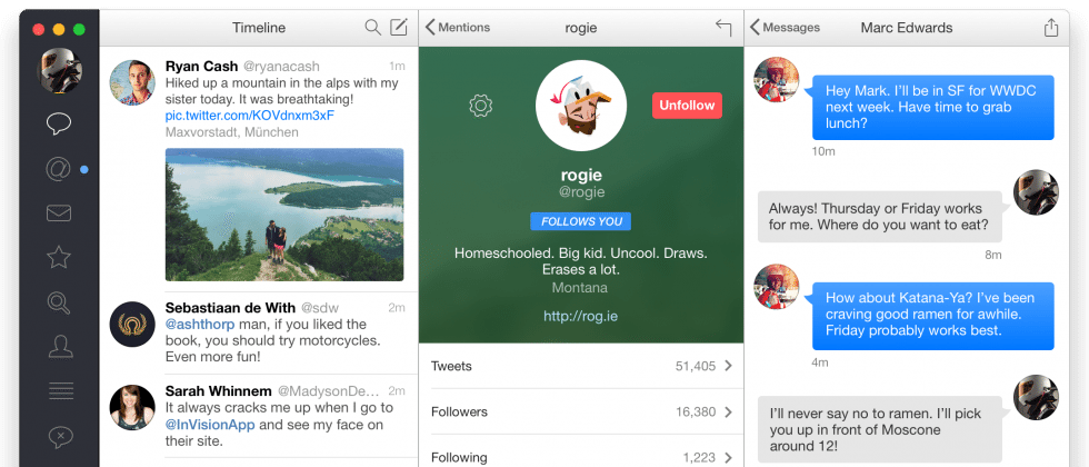 Tweetbot 2.0 hits Mac with Retina support