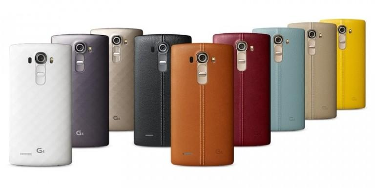 AT&T installs LG G4 update without asking first