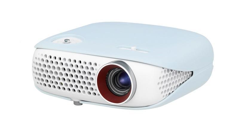 LG unveils four new LED projectors for 2015