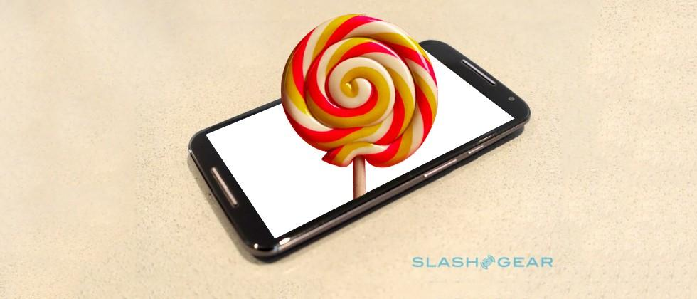 Android Lollipop 5.1 update comes to Moto X 2