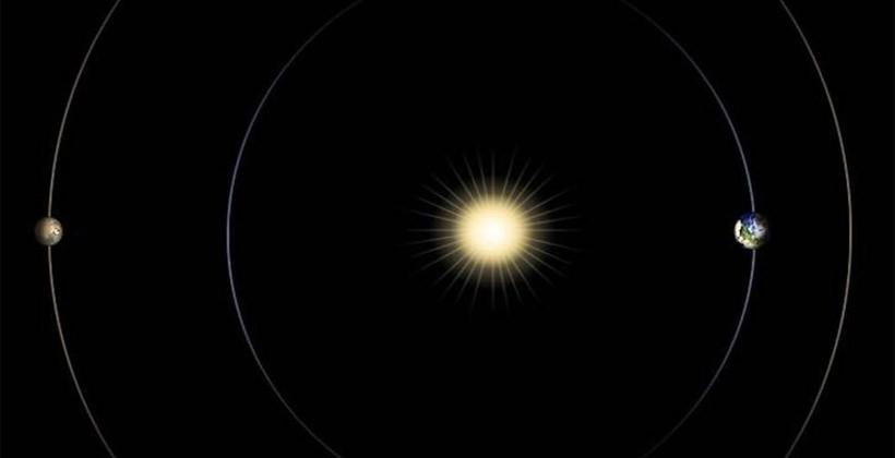 Mars solar conjunction will cause spacecraft communications to degrade in June