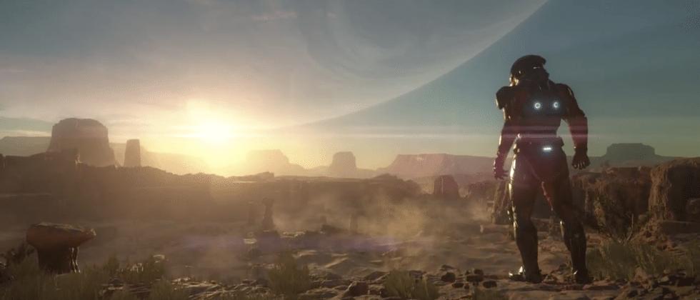 Mass Effect: Andromeda coming holiday of 2016