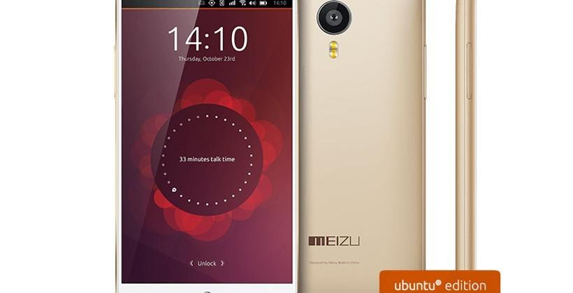 Meizu MX4 Ubuntu smartphone Euro pricing and availability announced