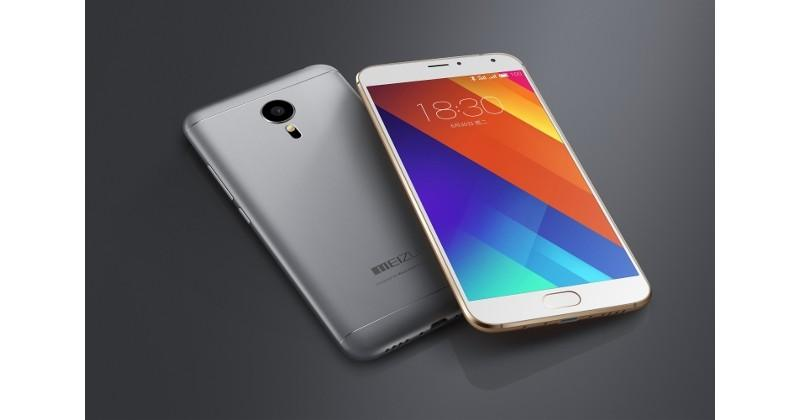 Meizu MX5 boasts full metal body, 20MP laser-aided shooter