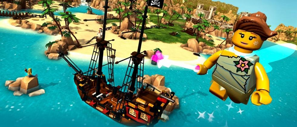 LEGO Minifigures Online ends free-to-play, launches cross-platform