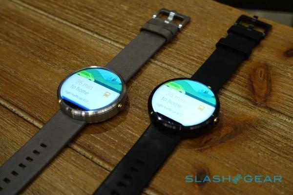 Moto 360 gets Wi-Fi, improved notifications, and more