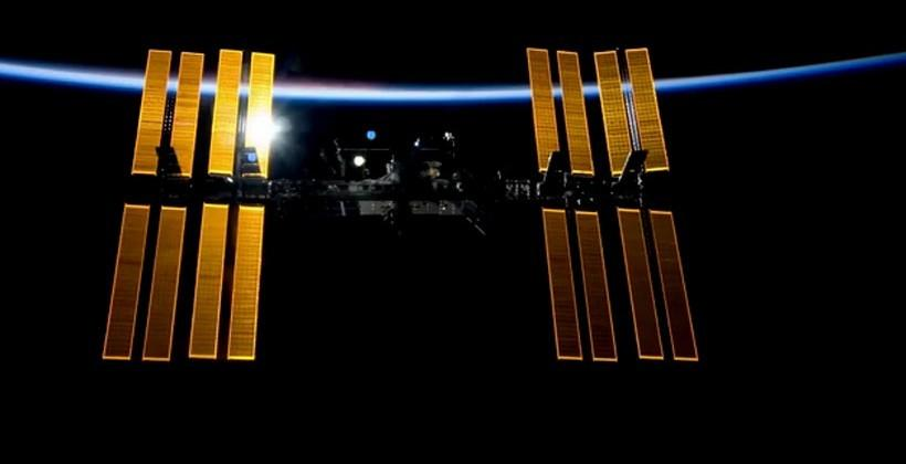 NASA shows off its first 4K ISS video