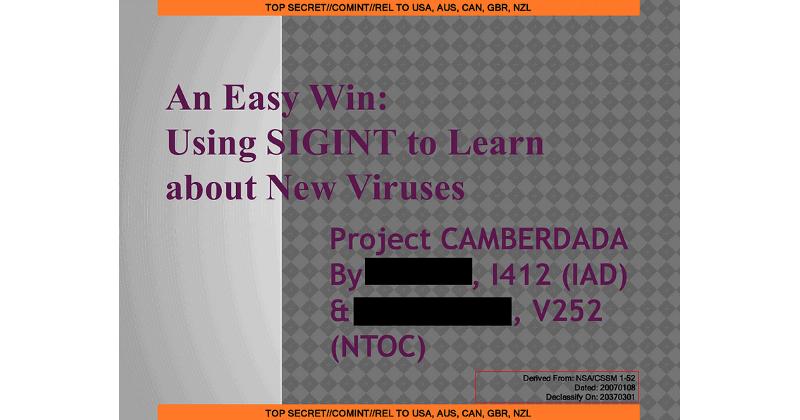 NSA, GCHQ attacked popular anti-virus software, says leak
