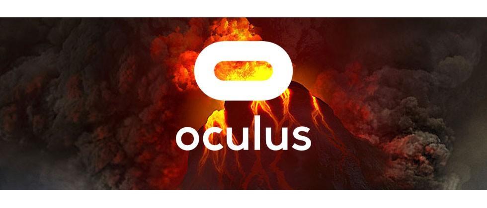 Oculus rebrand in effect with 48-hour countdown - SlashGear