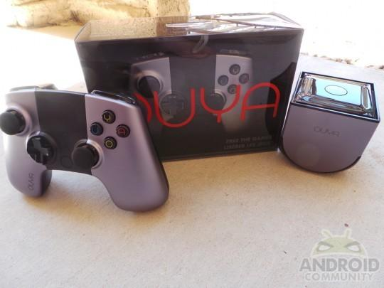 Ouya's salvation might come from Razer