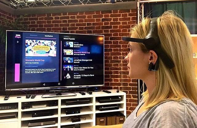 BBC experimenting with mind control to change TV channels