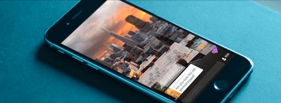 Periscope adds map browser and instant replay