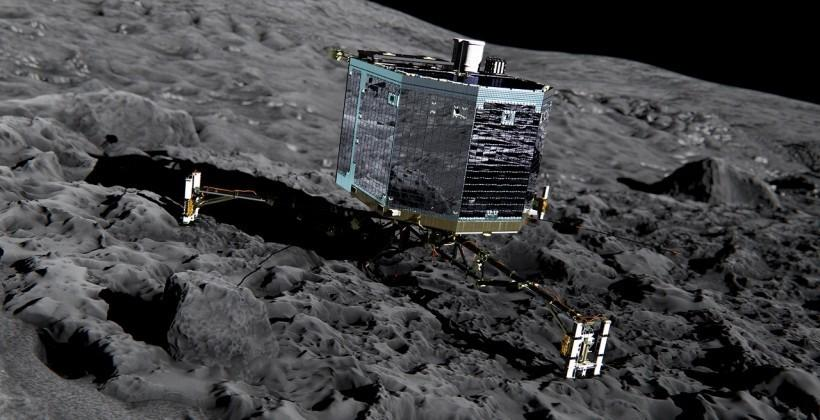 Your Sunday Space Surprise: Philae is alive!