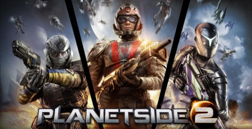 Planetside 2 online shooter launches June 23