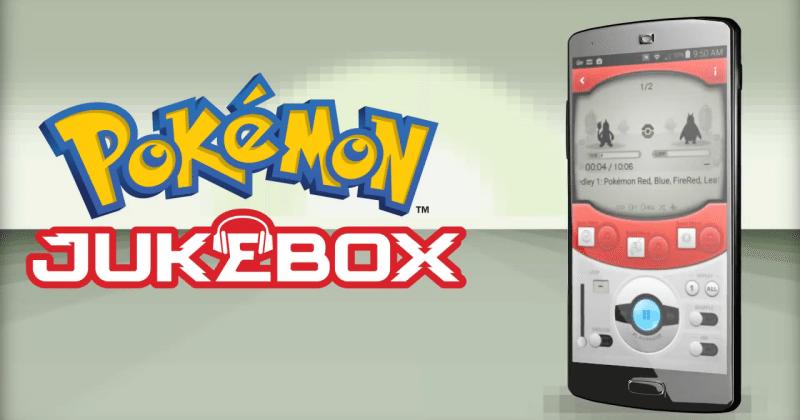 Pokemon Jukebox Android app: gotta hear 'em all