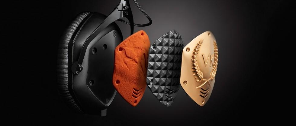 V-MODA 3D-prints $40,000 headphones with gold plates