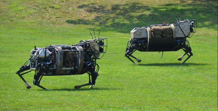 DARPA Robotics Challenge seeks disaster response robots
