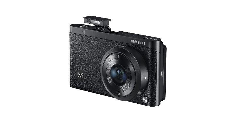 Samsung NX mini 2 leaked to bring 4K to mirrorless compact