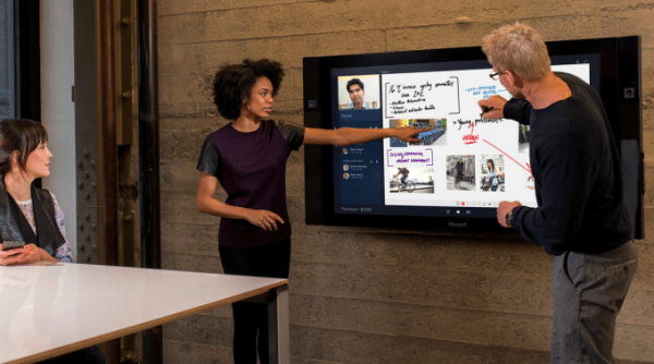 Preorders for Microsoft's 84-inch Surface Hub begin July 1