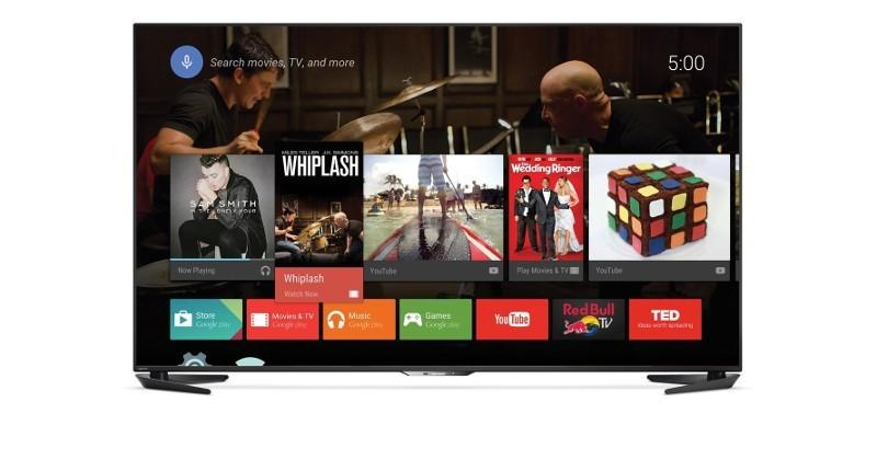 Sharp's 4K UE30, UH30 TVs arrive, Android TV in tow