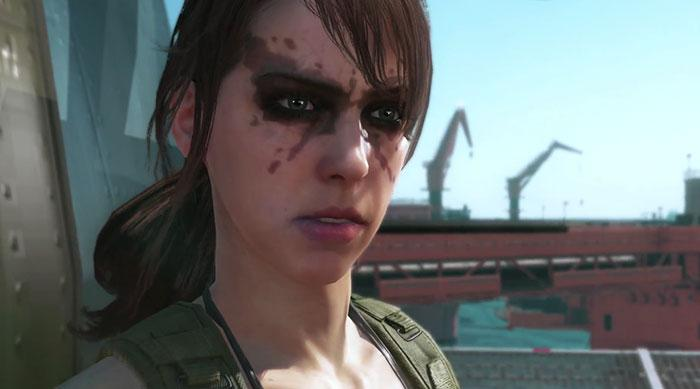 Metal Gear Solid V: The Phantom Pain E3 trailer crosses the line