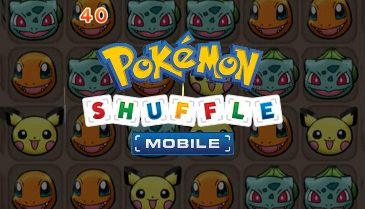 Pokemon hits mobile devices – in Shuffle form