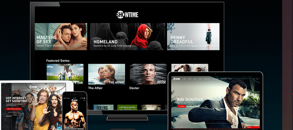Showtime adds Roku, Sony to streaming service's launch