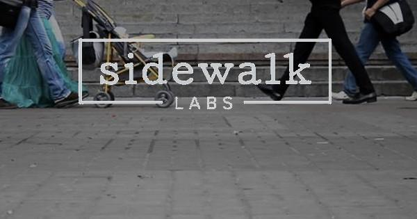 Google Sidewalk Labs: a think tank for building better cities