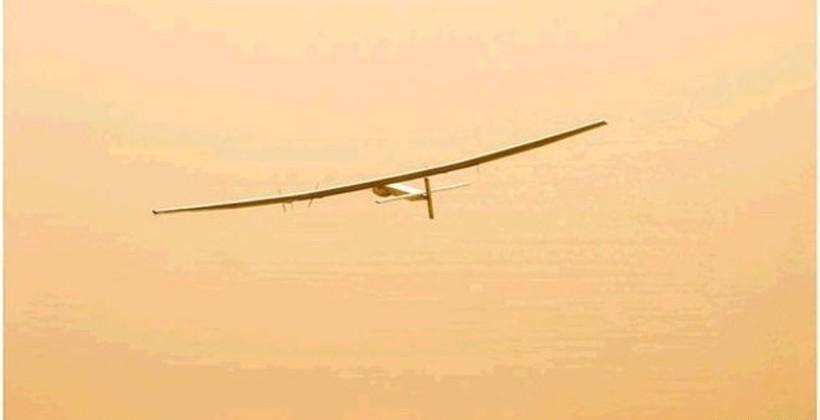 Solar Impulse makes second attempt at flight across Pacific Ocean
