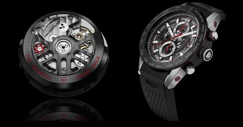 TAG Heuer Carrera Wearable 01 aims to be upgradeable