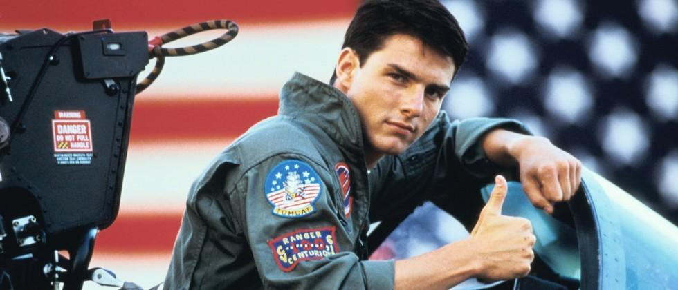 Top Gun 2 to pit drones against Cruise's Maverick