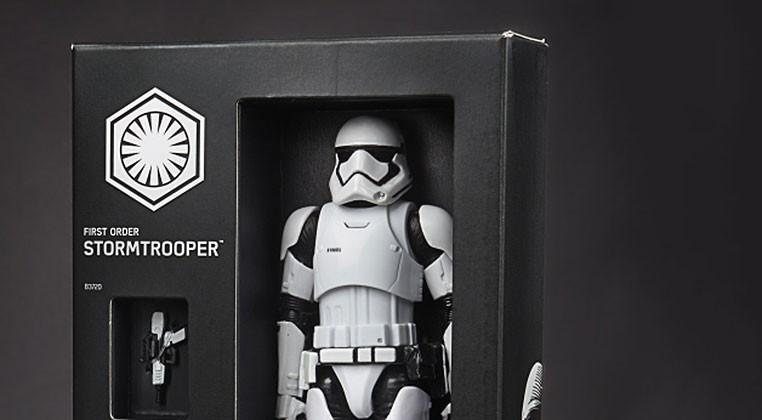Star Wars The Force Awakens toys revealed