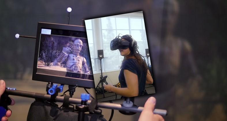 ILMxLAB created for Star Wars interactive experiences aplenty