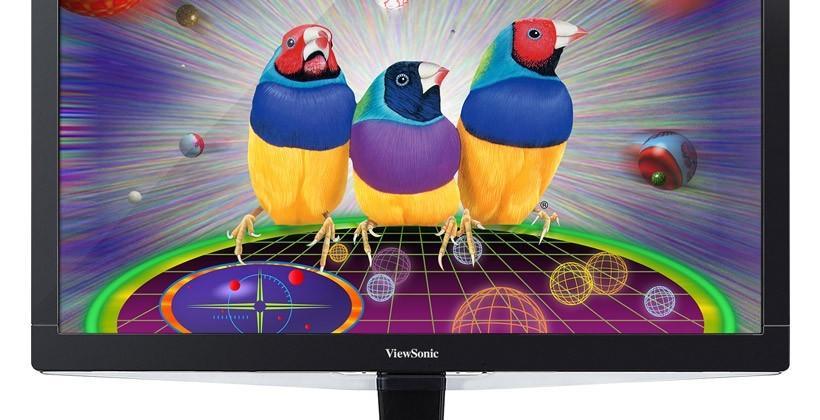 Viewsonic VX2475Smhl 24-inch 4K monitor boasts 3820 x 2160 resolution