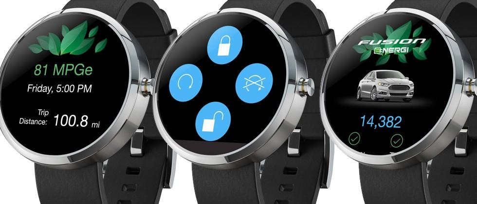 Ford's MyFord app hits Android Wear as Sync 3 debuts in USA