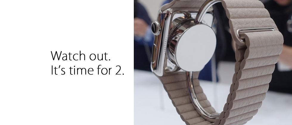 Apple Watch 2 details begin to pop up – already