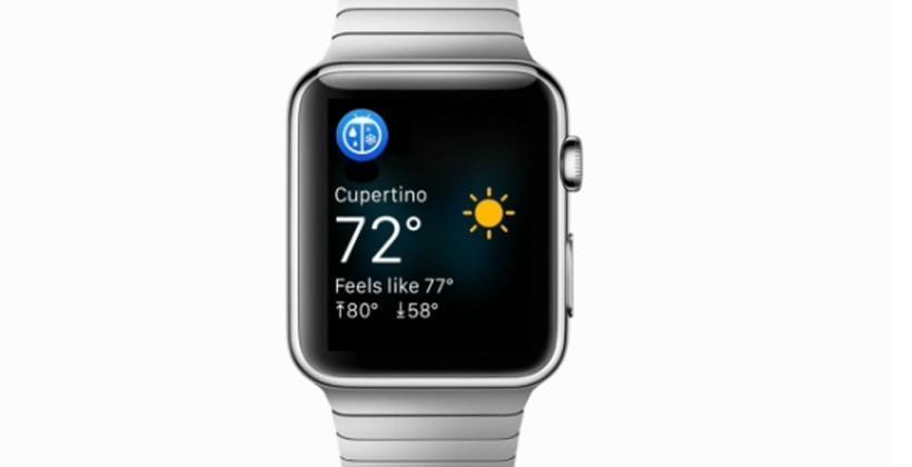 WeatherBug app lands on Apple Watch - SlashGear