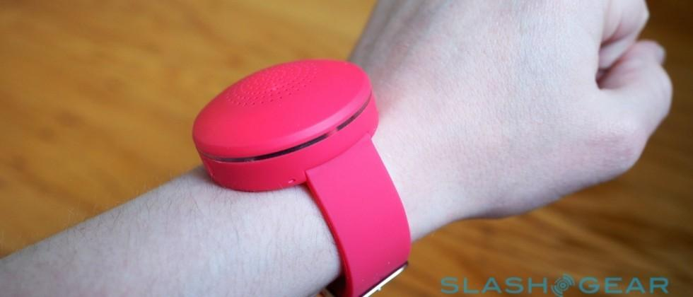 WristBoom: Because a wearable speaker isn't entirely crazy